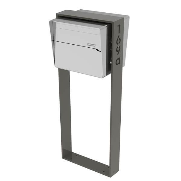 Design Briefkasten Brevis